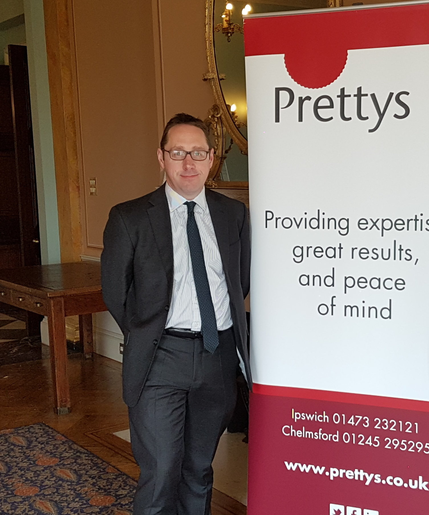 Matthew Colem Partner at Prettys