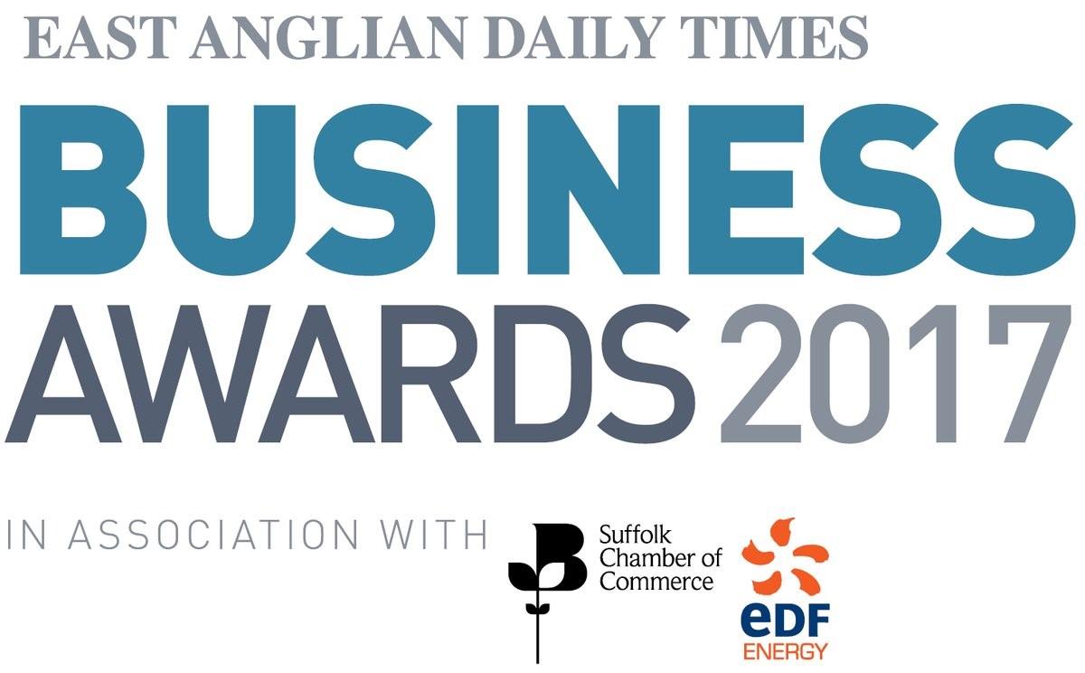 East Anglian Business Awards 2017